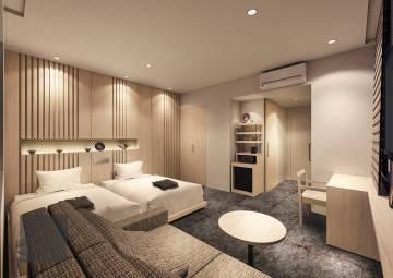 エスペリアホテル福岡中洲 客室イメージ